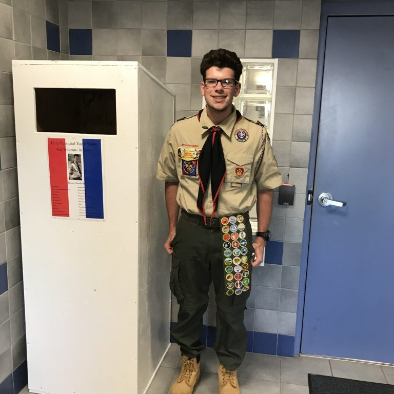 eagle scout JULY 16