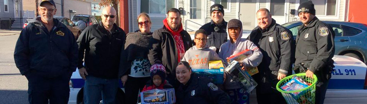 New Bedford Police Department – Unity Through Community